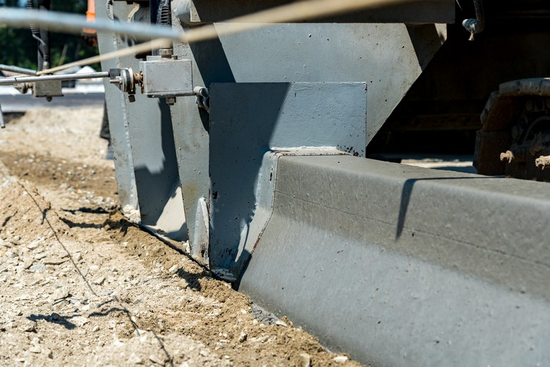 Commercial-Extruded-Curb-Kent-WA