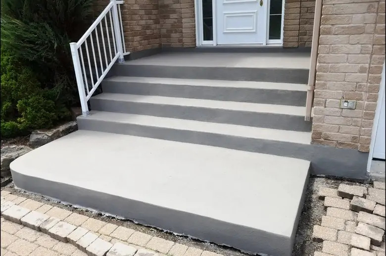 Concrete-Porch-Stairs-Kent-WA